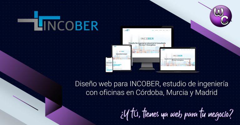 INCOBER Web Cordoba